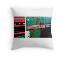 Farm collection Throw Pillow