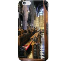 Sitting In The Choir Light iPhone Case/Skin
