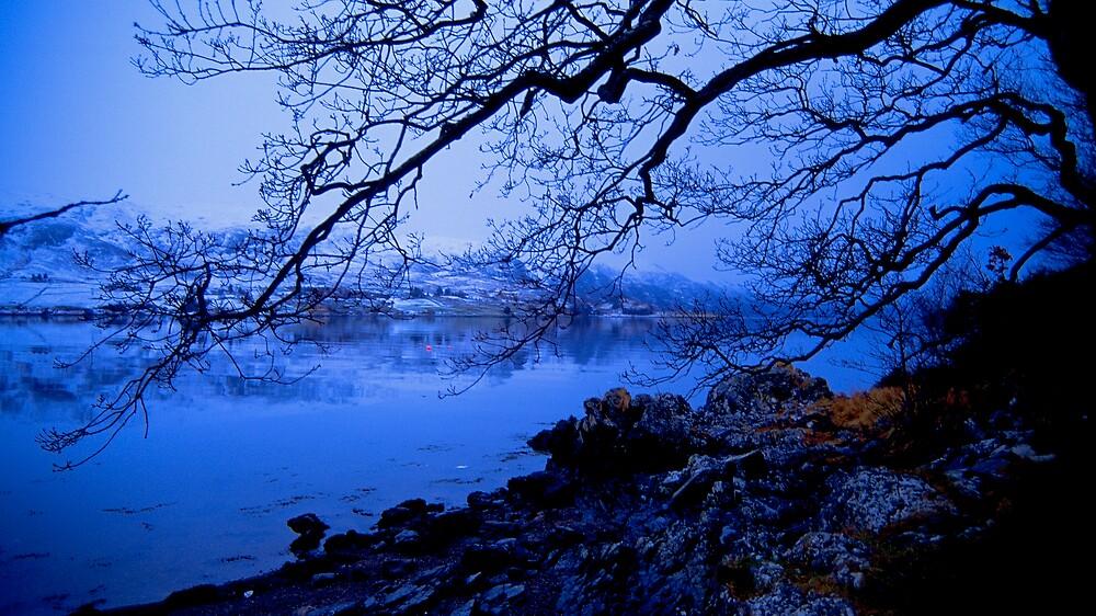 Dark loch by matthew maguire