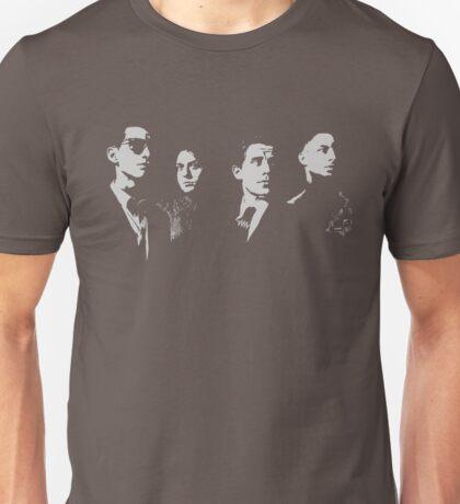 ARCTIC MONKEYS -  Silhouette Band Unisex T-Shirt