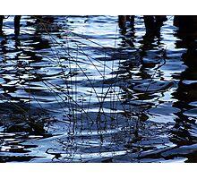 Water Shadows Photographic Print