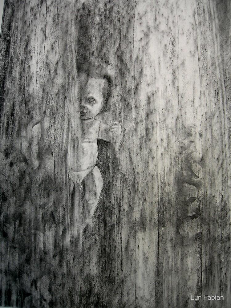 Tree Sprite by Lyn Fabian