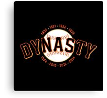 Giant Dynasty Canvas Print