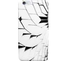stilized kites flying in the sky iPhone Case/Skin