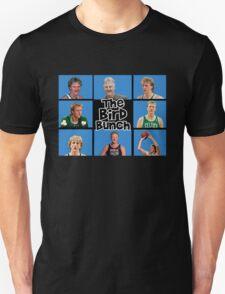 the bird bunch Unisex T-Shirt