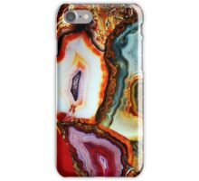Agate, the Dreams of Earth iPhone Case/Skin