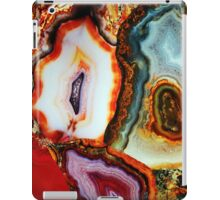 Agate, the Dreams of Earth iPad Case/Skin
