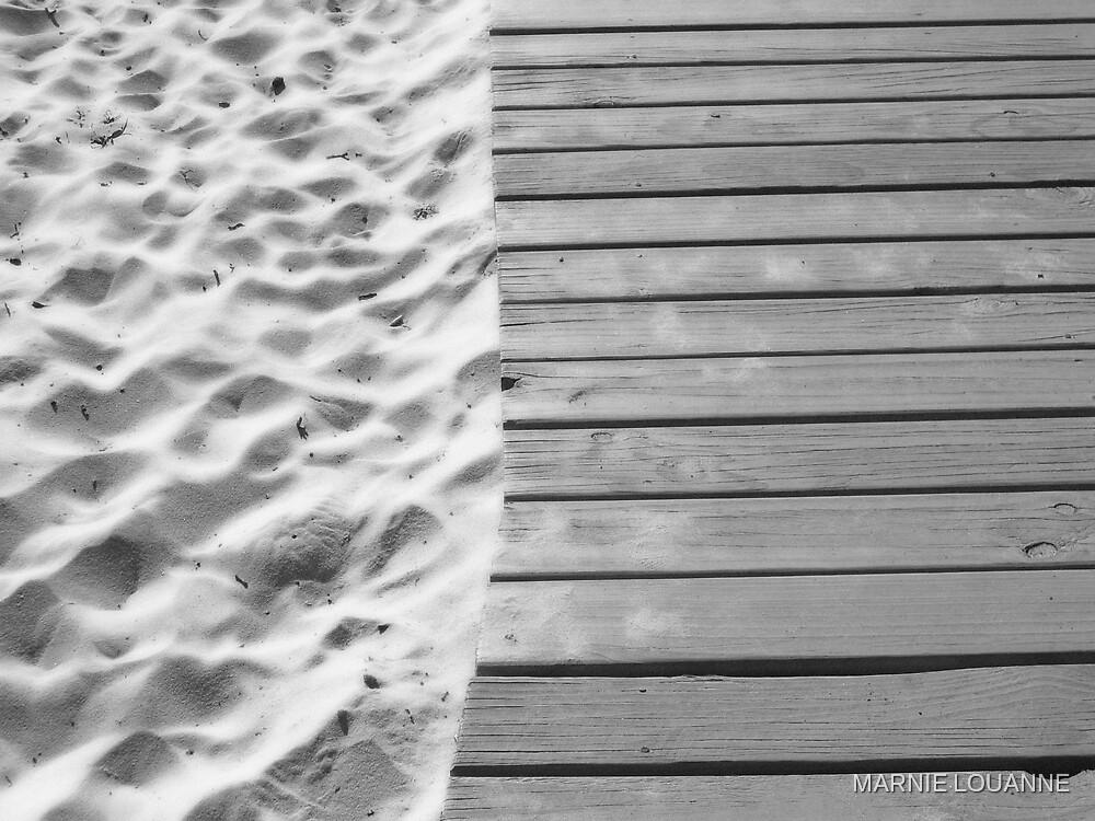 Boardwalk by MARNIE LOUANNE