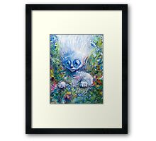 elfern worlds Framed Print