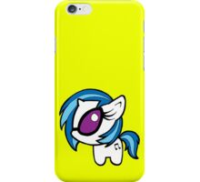 Weeny My Little Pony- Weeny DJ Pon-3 iPhone Case/Skin