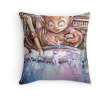 The Essential Ingredient Throw Pillow