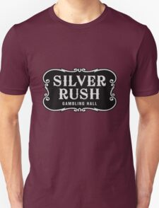 Silver Rush (Filled Version) Unisex T-Shirt