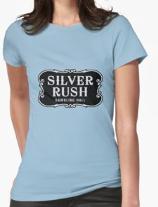 Silver Rush (Filled Version) Womens Fitted T-Shirt