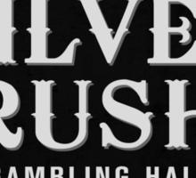 Silver Rush (Filled Version) Sticker