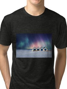 Time For Miracles Tri-blend T-Shirt