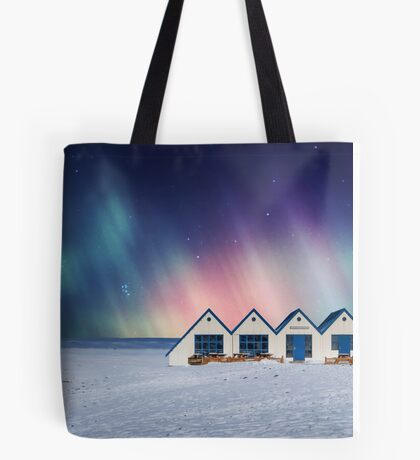Time For Miracles Tote Bag