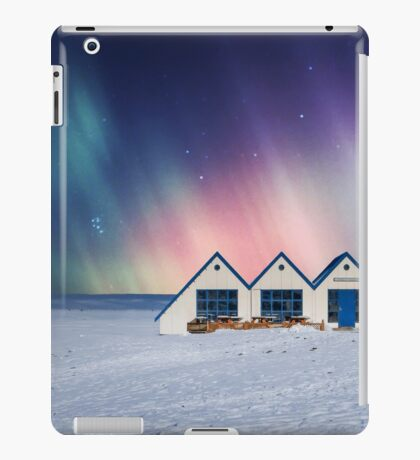 Time For Miracles iPad Case/Skin