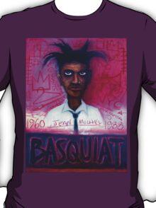 Basquiat T- Shirt T-Shirt