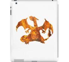 Charizard used Blast Burn iPad Case/Skin