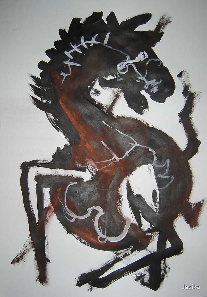 Horseman series 3 by Jedika