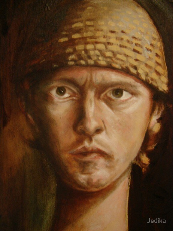 Self Portrait by Jedika