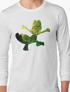 Treecko used Grass Knot Long Sleeve T-Shirt