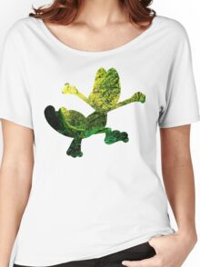 Treecko used Grass Knot Women's Relaxed Fit T-Shirt