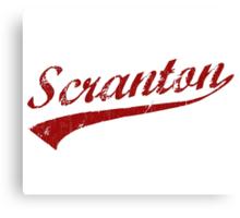 I Love Scranton Pennsylvania Canvas Print
