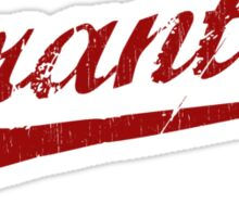 I Love Scranton Pennsylvania Sticker