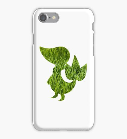Snivy used Vine Whip iPhone Case/Skin
