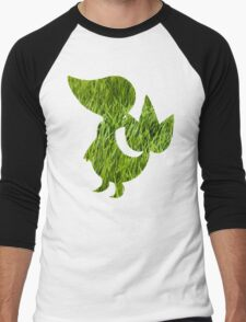 Snivy used Vine Whip Men's Baseball ¾ T-Shirt