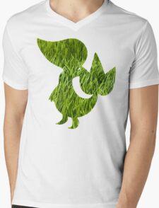Snivy used Vine Whip Mens V-Neck T-Shirt