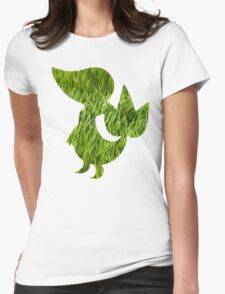 Snivy used Vine Whip Womens Fitted T-Shirt