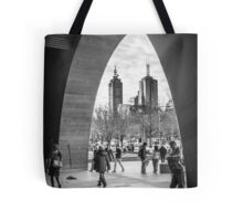 The Arch - National Gallery of Victoria, Melbourne Tote Bag