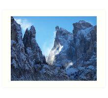 Dolomites 1 Art Print