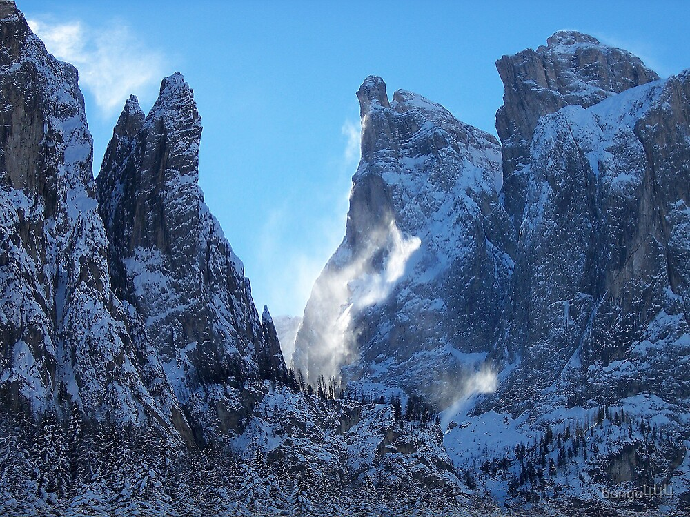 Dolomites 1 by bongo444