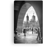 The Arch - National Gallery of Victoria, Melbourne Metal Print