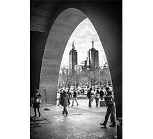 The Arch - National Gallery of Victoria, Melbourne Photographic Print