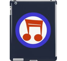 Music Mod iPad Case/Skin