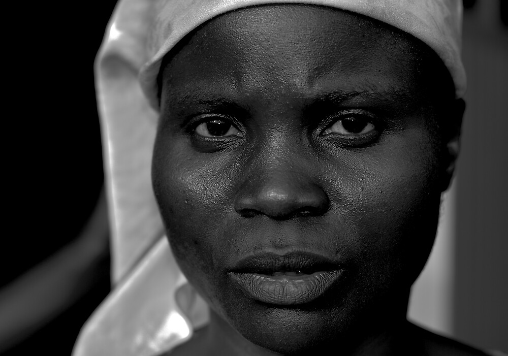 woman_congo II by Melinda Kerr