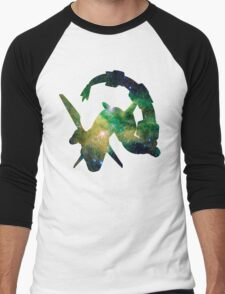 Rayquaza used Dragon Pulse Men's Baseball ¾ T-Shirt