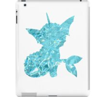 Vaporeon used Surf iPad Case/Skin