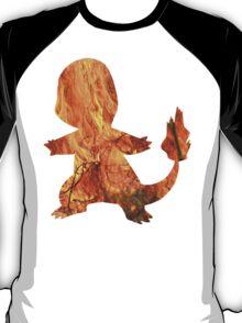 Charmander used Ember T-Shirt