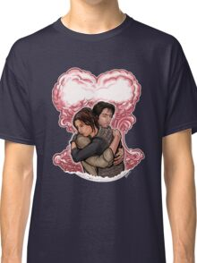 Love in Space Classic T-Shirt