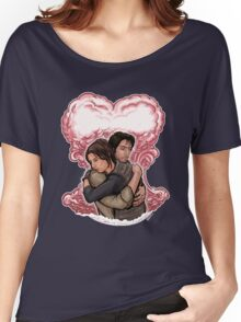 Love in Space Women's Relaxed Fit T-Shirt