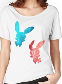 Plusle and Minun used Spark Women's Relaxed Fit T-Shirt