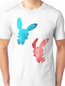 Plusle and Minun used Spark Unisex T-Shirt