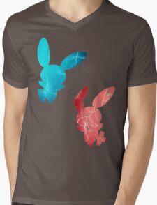 Plusle and Minun used Spark Mens V-Neck T-Shirt