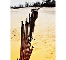 Imaginary Boundries  Photographic Print