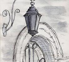 Street Lamp by Alephredo Muñoz
